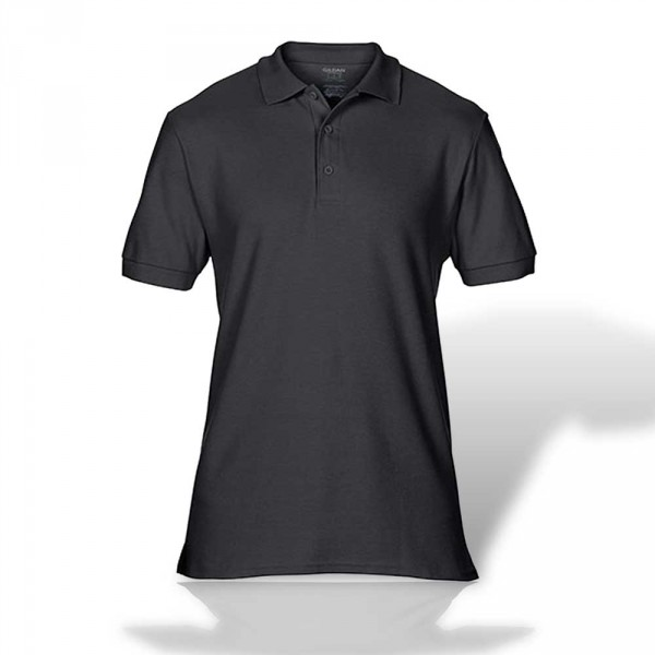 Premium Cotton Double Piqué Sport Shirt bei Top-Design