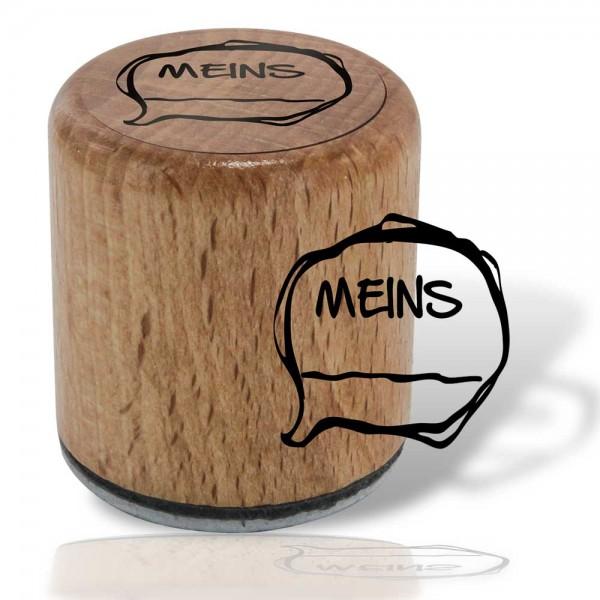 Hölzli Motiv Stempel - MEINS