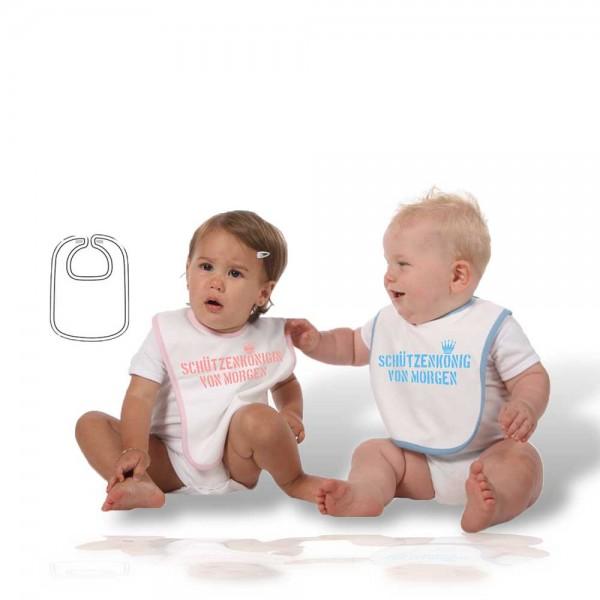 """Babylätzchen Double Layer """"Schützenlätzchen"""""""