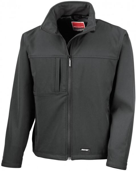 Herren Classic Soft Shell Jacket