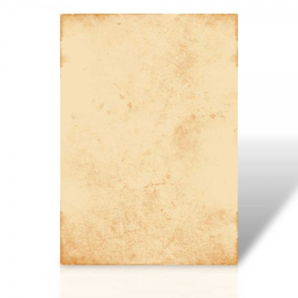 Motiv-Briefpapier VINTAGE PAPER 01 DIN A4 90g/m²
