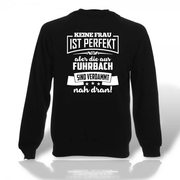 "Raglan Sweat ""Fuhrbacher Frauen"""