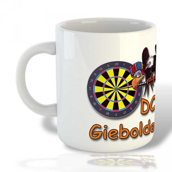 Kaffeetasse Mug DC Geyer Gieboldehausen